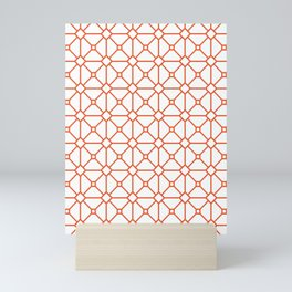 Satsuma Tile- Tastic Mini Art Print
