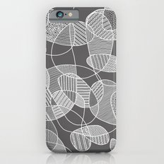 Tangled in B&W Slim Case iPhone 6s
