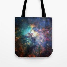 Lagoon Nebula / Second Version Tote Bag