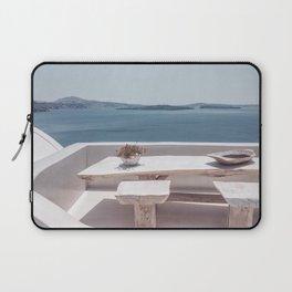 Santorini Lunch Laptop Sleeve