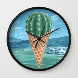 Love Hurts Wall Clock