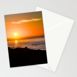 Sunrise at cabos Stationery Cards