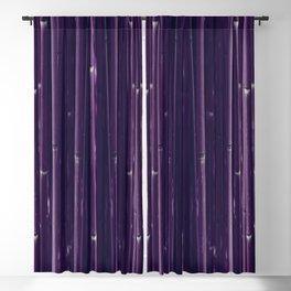 Bambus patern texture abstract Blackout Curtain