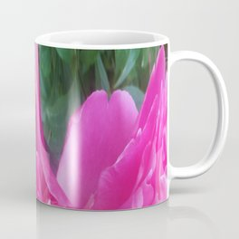 500 - Peony Abstract Coffee Mug