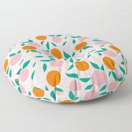 vitamin C Floor Pillow