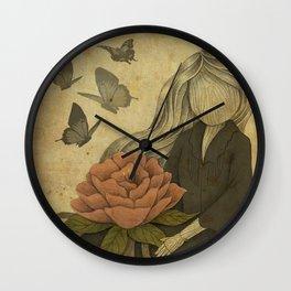 Fragranced Wall Clock