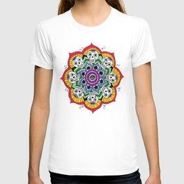 mandalavera de colores T-shirt