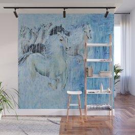 Spirit Horses Wall Mural