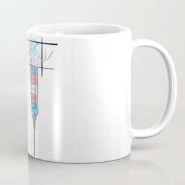Self Made Trans Pride Coffee Mug
