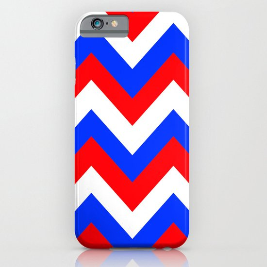 AMERICAN CHEVRON iPhone & iPod Case