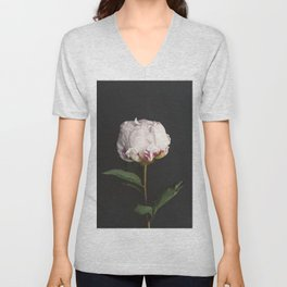 Peony - simply perfect Unisex V-Neck
