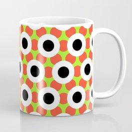 Modern Times 2.0 Pattern - Design No. 9 Coffee Mug