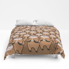 sloth-tastic! Comforters