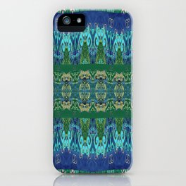Nature at the Edge of Time iPhone Case