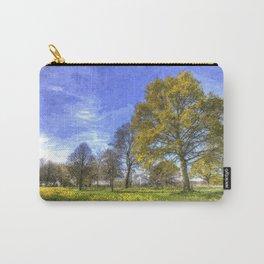 Summer Farm Trees Art Carry-All Pouch