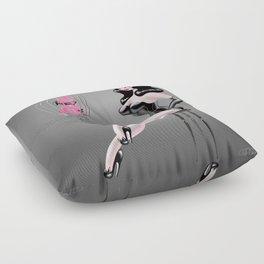 Mr.Pinky's Punishment Floor Pillow