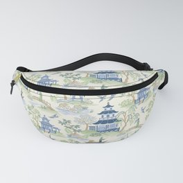 Chinoiserie Fanny Pack