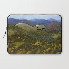 Mountain Music Laptop Sleeve