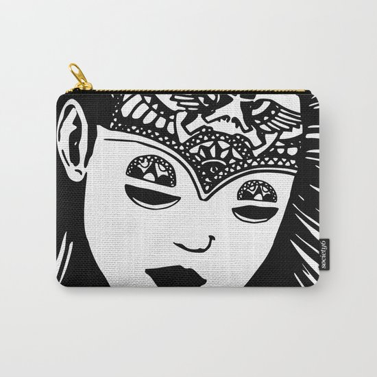 Get away from me (Sorceress) Carry-All Pouch