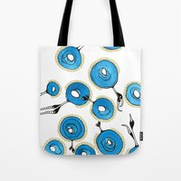 classy Tote Bags featuring Classy by Gosia&Helena