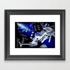 Rollin Framed Art Print
