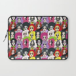 Kim Chi Pattern Laptop Sleeve