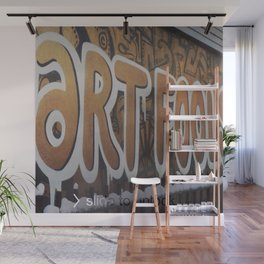 ART FOOLS Wall Mural