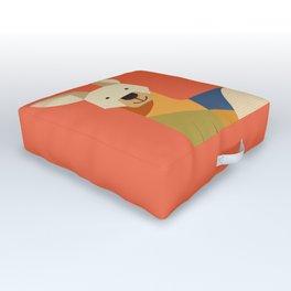 Kangaroo Outdoor Floor Cushion