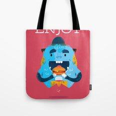:::Enjoy Monster::: Tote Bag