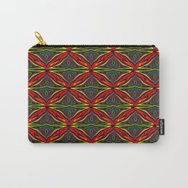 Kawung Tripp Carry-All Pouch