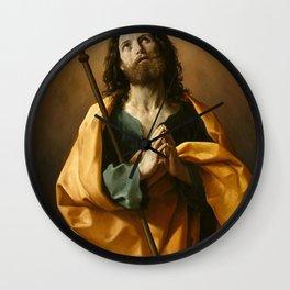 Saint James Wall Clock