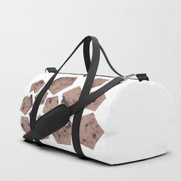 Pentagons of May 13 Duffle Bag