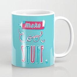 Let's Make Cool Stuff Coffee Mug