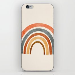 Abstract Rainbow 88 iPhone Skin