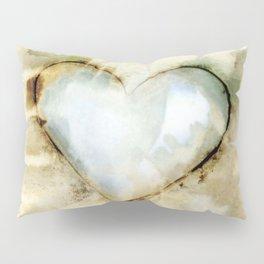 Love Unfolding No.26A by Kathy Morton Stanion Pillow Sham