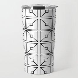 Boxy Tiles Travel Mug