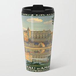 Vintage poster - France Travel Mug