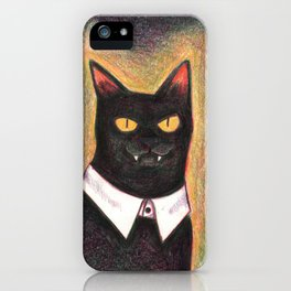 The Great Houdini iPhone Case