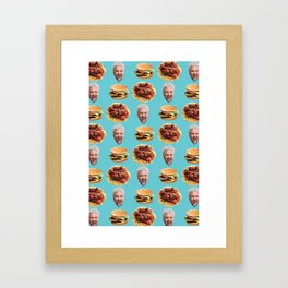 Flavortown, USA (Guy Fieri) Framed Art Print