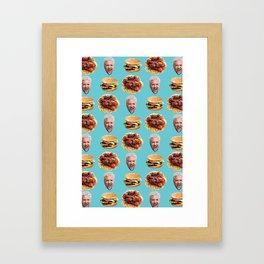 Flavortown, USA (Guy Fieri) Framed Art Print