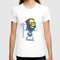 skeletor T-shirts featuring Skeletor by Rod Perich