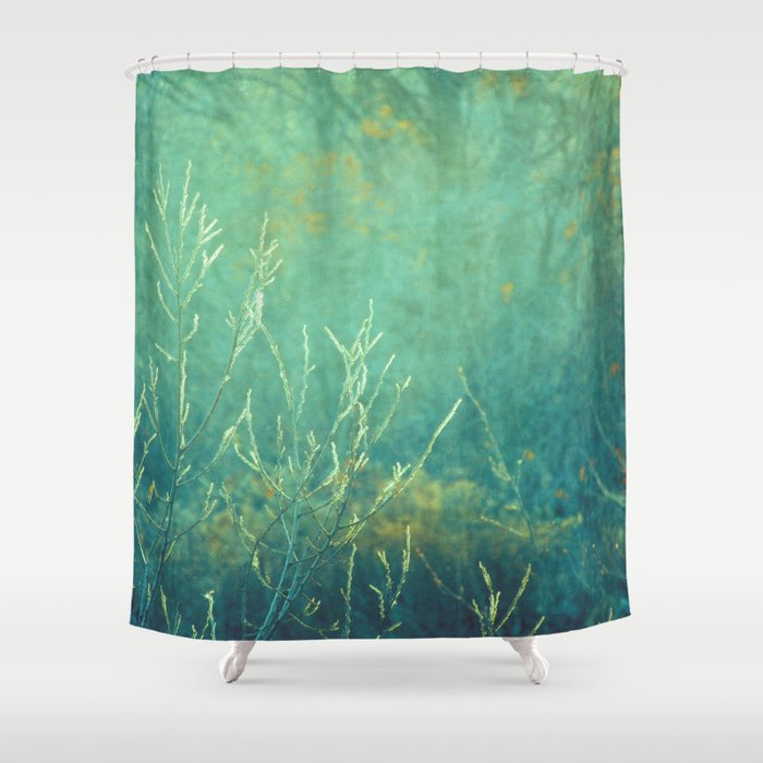 Obscure III Shower Curtain