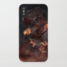 Thoughts of A Dying Atheist Slim Case iPhone X