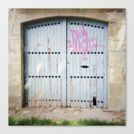 Doors of Perception 10 Canvas Print