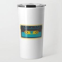 It's Dangerous Cassette Tapes Player Classic Mag Tape Magnetic Tape Gift Travel Mug
