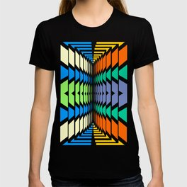 INDIAN ABSTRACT T-shirt