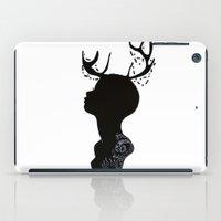 alaska iPad Cases featuring Alaska by KaylaMessies