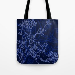 Lovebirds 01b Tote Bag