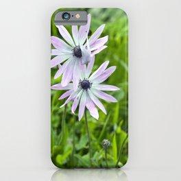 Sicilian Mountain Village - Springtime iPhone Case