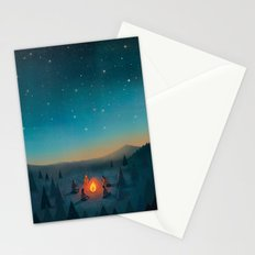 Campfire Stationery Cards